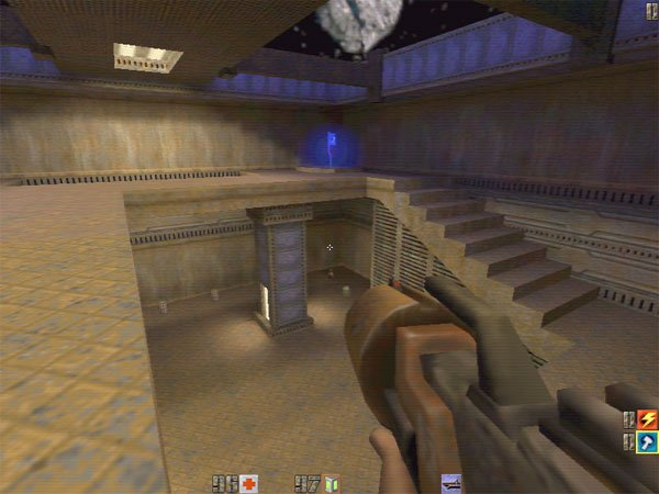 Quake II Running In A HTML5 Web Browser