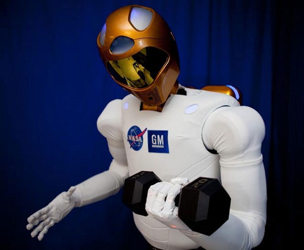 NASA And GM's Robonaut 2 Heading To Space Station