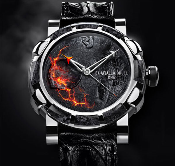 Romain Jerome Volcanic Ash Watch
