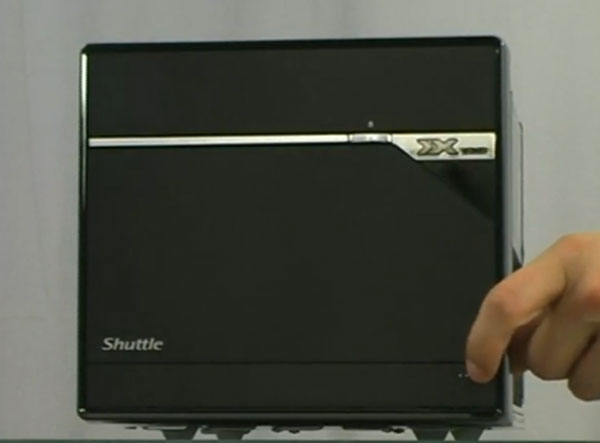Shuttle Adds Core i7 J3 Desktop