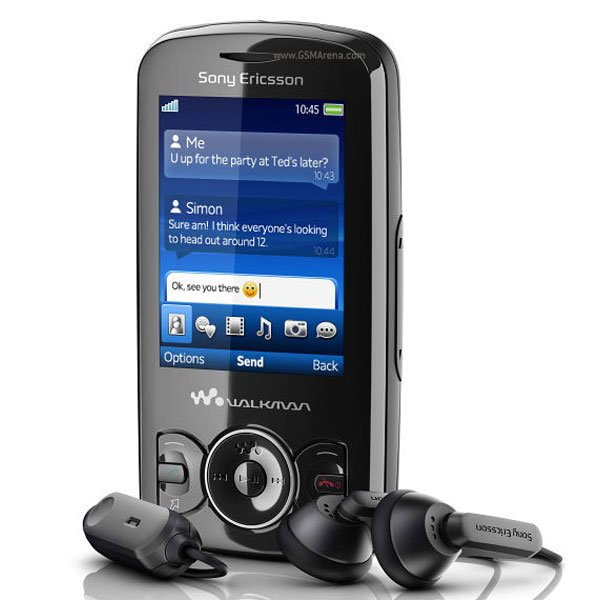 Sony Ericsson Zylo And Spiro Walkman Phones