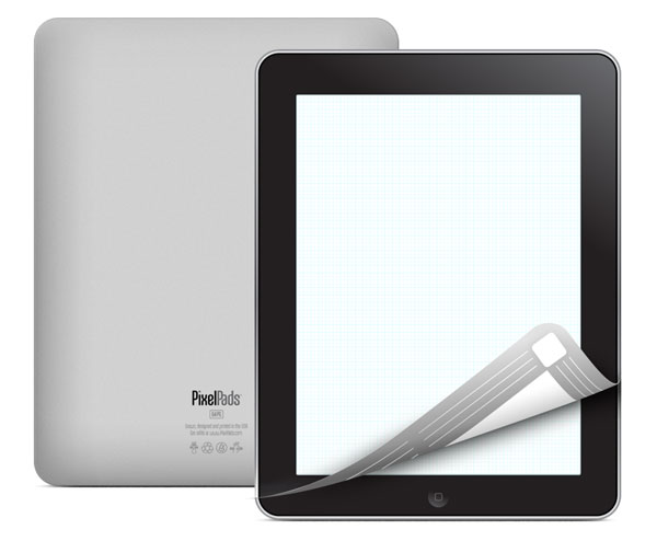 The PixelPad iPad Notebook