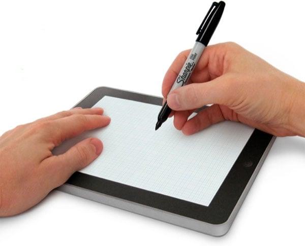 The PixelPad iPad Notebook