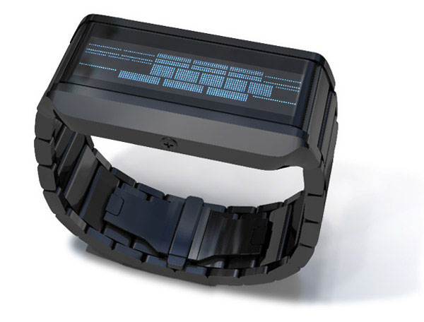 Tokyoflash Instant Trend Watch Concept