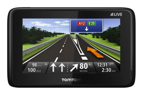 TomTom Go Live 1000 GPS