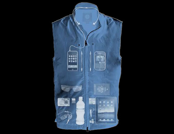 The Travel Vest For Men