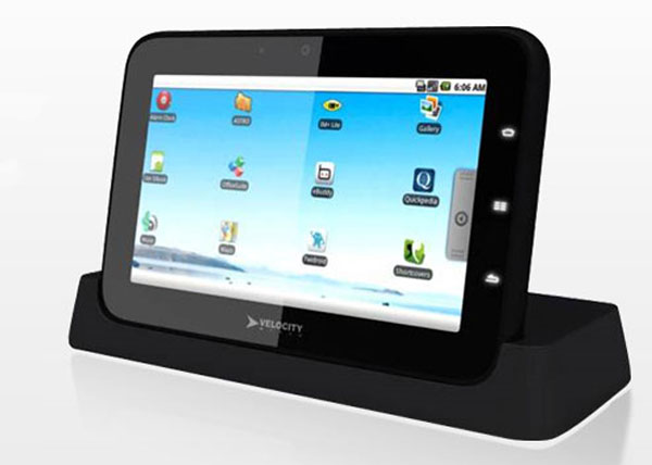 Velocity Micro Cruz Android Tablets