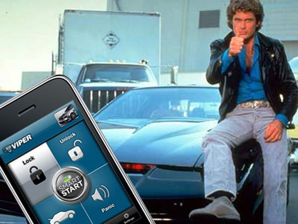 Viper Smart iPhone App Lets You Know When Your Car Is Being Stolen