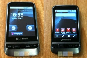 Vodafone 845 Android Smartphone Leaked