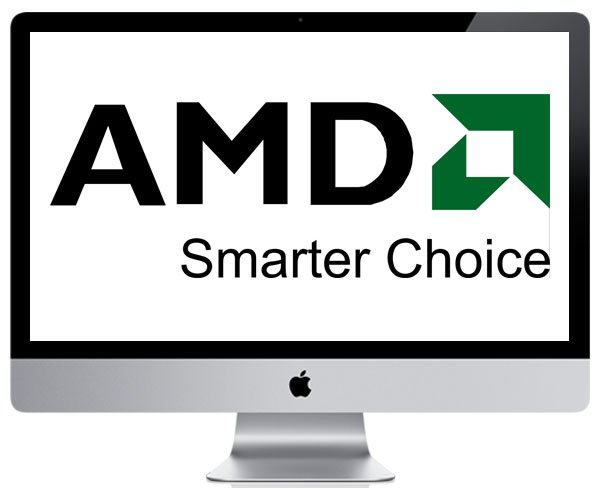 Apple Looking To Replace Intel Processors With AMD?