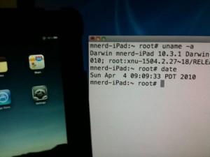 Apple iPad Gets Jailbroken