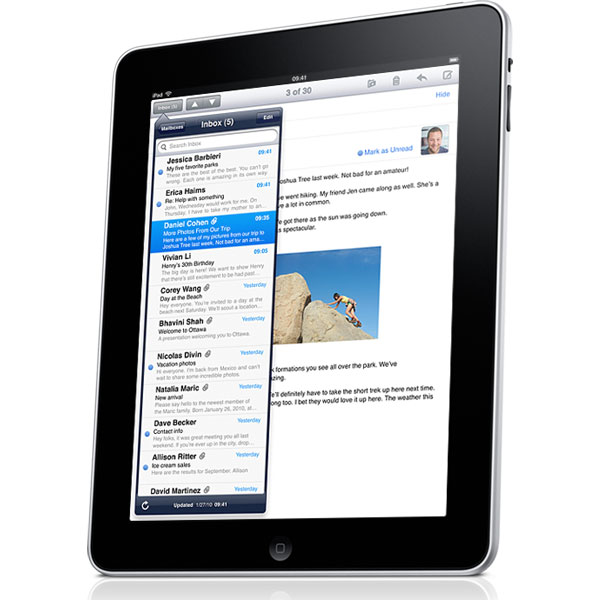 Apple iPad UK To Arrive On April 24th?