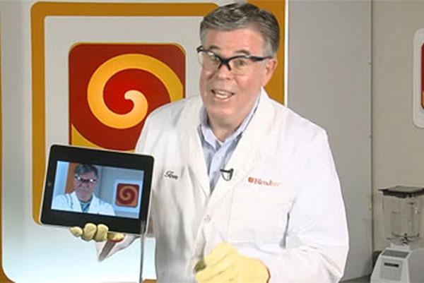 The Apple iPad - Will It Blend ?
