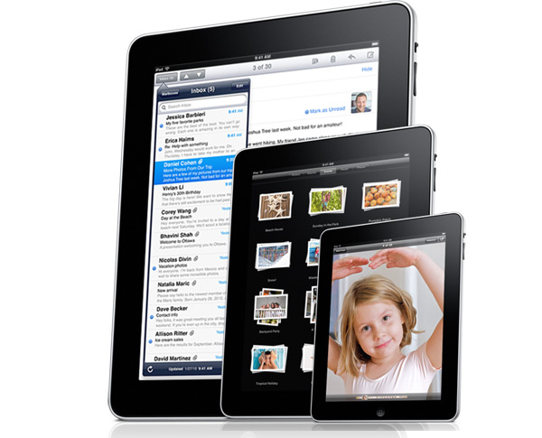 Apple To Release 7 Inch Or 5 Inch iPads In 2011?