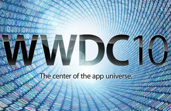 Apple Announces WWDC 2010 Date - June 7th To June 11th