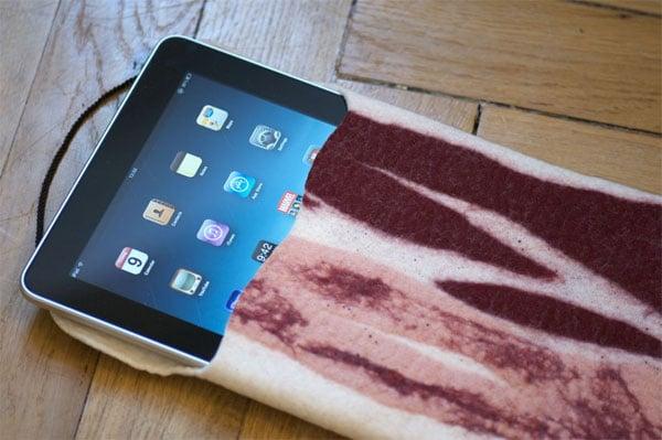 Bacon ipad case