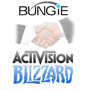 Bungie Signs 10 Year Deal With Activision