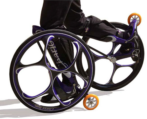 Chariot Skates Look To Replace Rollerblades