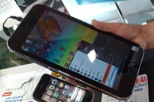 China's Apple iPad Clone Tablet Runs Windows 7