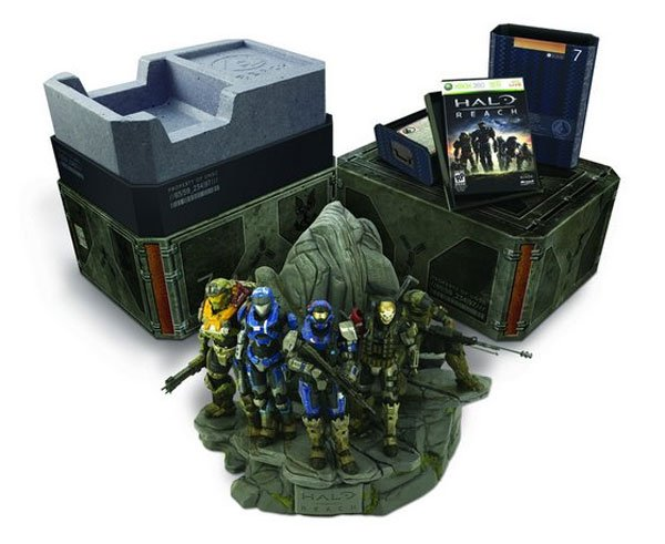Bungie Announce $150 Collectors Edition Of Halo:Reach