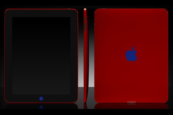 Apple iPad Gets The Colorware Treatment
