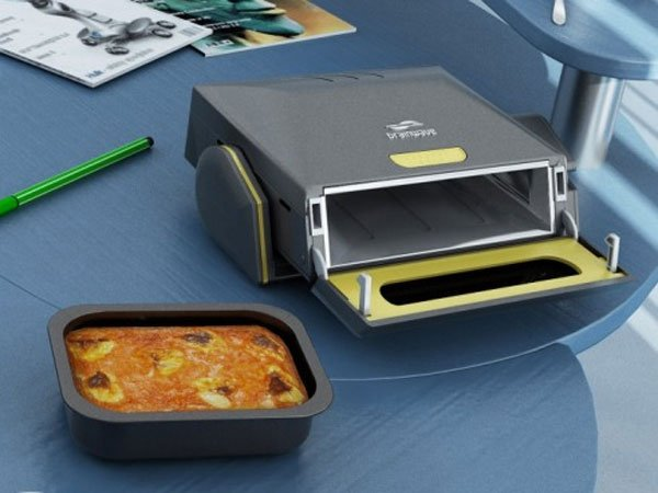 The Desktop Microwave