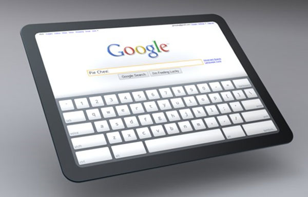 Google Looking To Take On Apple's iPad With Own Android Tablet