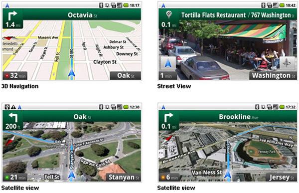 google-maps-navigation2 - اخبار موبایل - متا