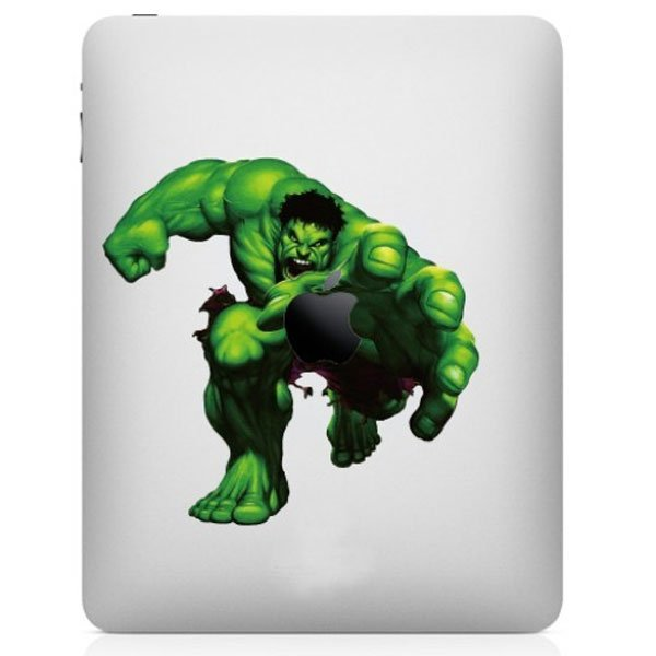 The Hulk iPad And MacBook Decals