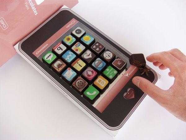 iChocolates - iPhone App Chocolates