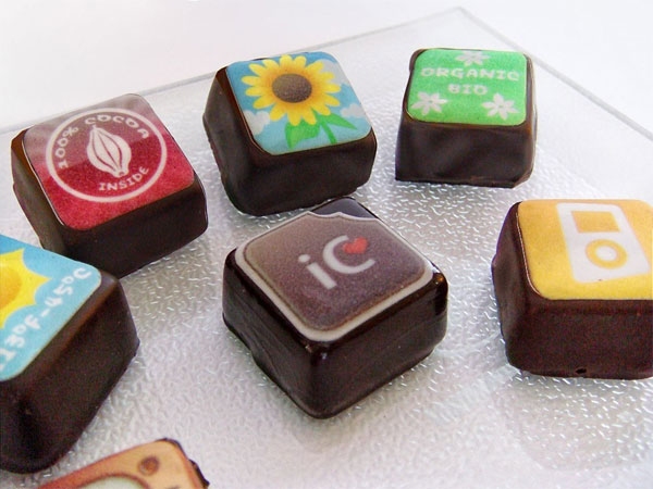 iChocolates - iPhone App Chocolates