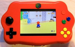 iNto64 Portable Nintendo 64 Mod