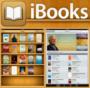 Apple iBooks iPad Application Now Available From iTunes