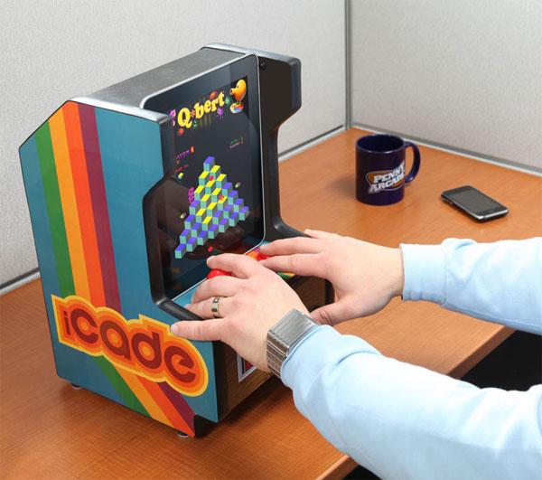 iCade iPad Arcade Cabinet Is The Best April Fools Joke So Far