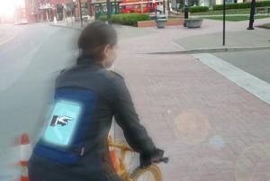 iPad Sprocket Pocket For Cyclists