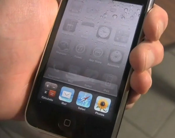 iPhone OS 4.0 Multitasking Hands On Video