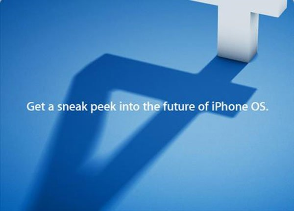 Apple iPhone OS 4.0 To Be Shown Off On April 8th