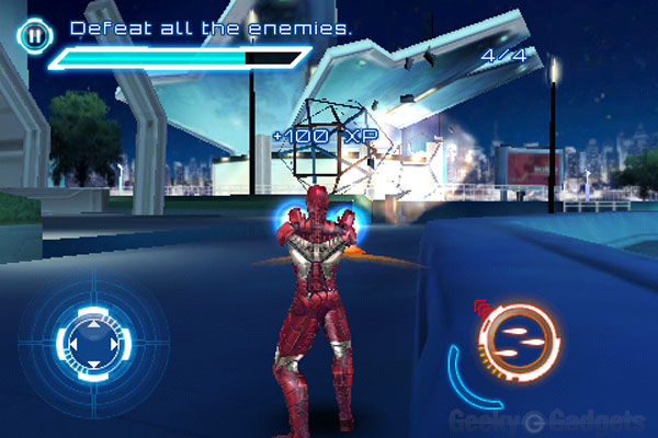 Iron Man 2 iPhone Game Now Available From UK App Store