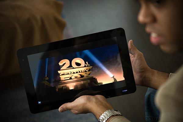 Joojoo Tablet Hands On Video