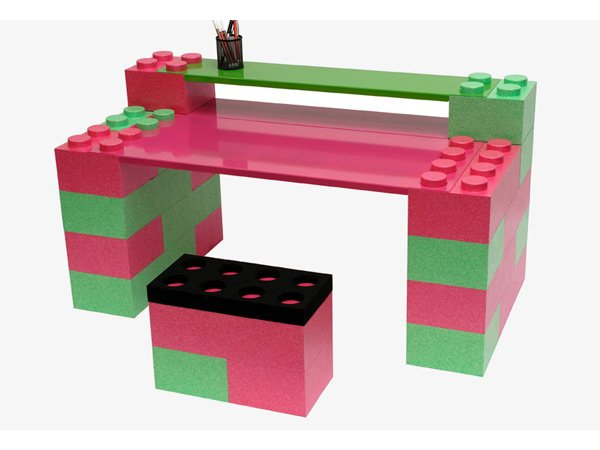 lego furniture. Black Bedroom Furniture Sets. Home Design Ideas