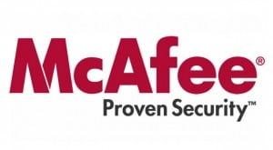 McAfee Security Update Locks PC's