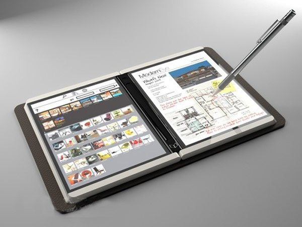 Microsoft Cancels Courier Tablet