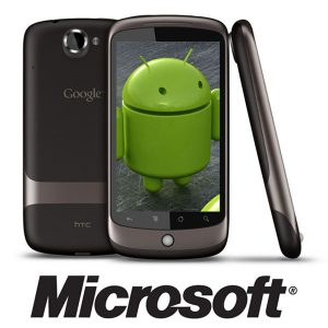 HTC Signs Patent Deal With Microsoft Over Android Smartphones