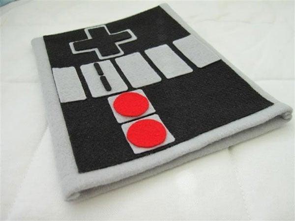 NES Controller iPad Case