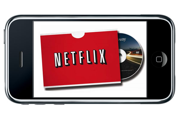 Netflix Coming To The iPhone And iPod Touch