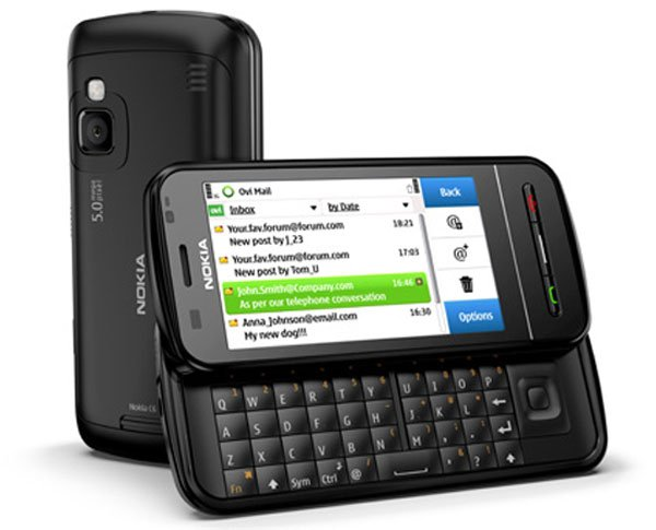 Nokia C6 Mobile Phone