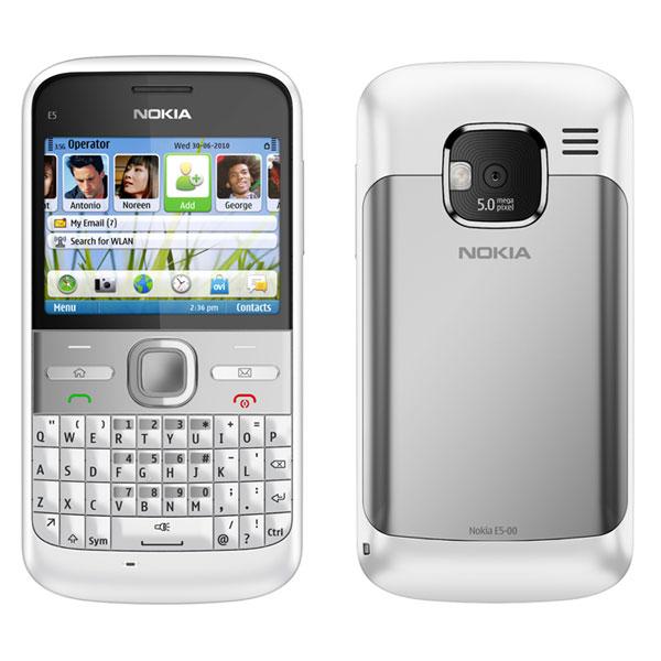 Nokia C3, C6 And E5 Mobile Phones Announced
