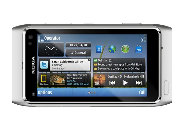 Nokia N8 Gets Official