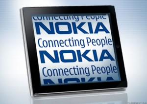 Nokia Working On A New Tablet Computer?