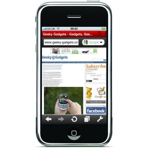 Opera Mini iPhone App Hits One Million Downloads